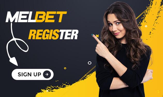Melbet register